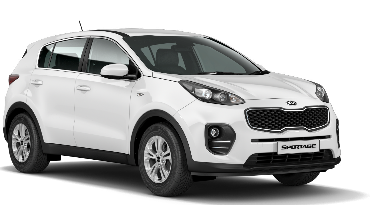 Sportage '1' Models Offer